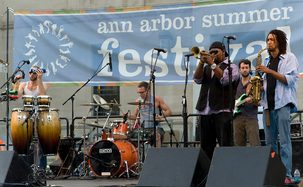 Things to do in Ann Arbor - Festivals and Events